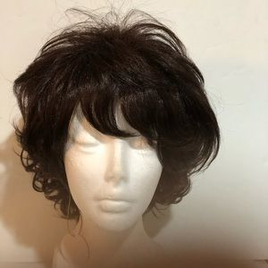 Short Wig New never worn